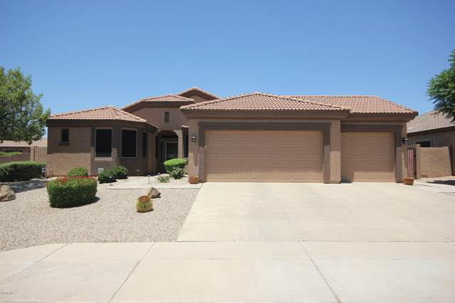9120 E Hobart Street, Mesa, AZ 85207 (MLS #6101062) :: Devor Real Estate Associates