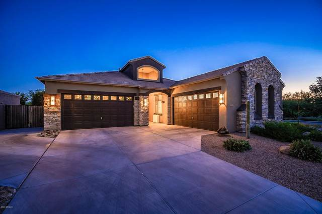 19773 E Raven Drive, Queen Creek, AZ 85142 (MLS #6101065) :: Dijkstra & Co.
