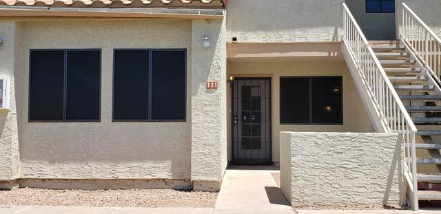 19820 N 13TH Avenue #121, Phoenix, AZ 85027 (MLS #6101067) :: The AZ Performance PLUS+ Team