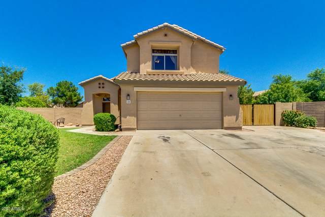 1193 S Marie Court, Gilbert, AZ 85296 (MLS #6101070) :: Conway Real Estate