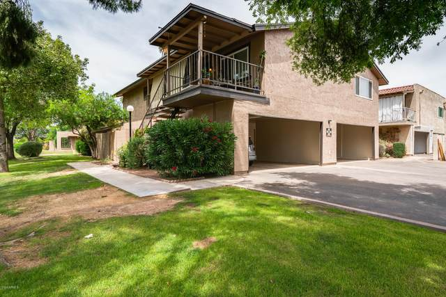 1055 N 84TH Place, Scottsdale, AZ 85257 (MLS #6101098) :: The Laughton Team