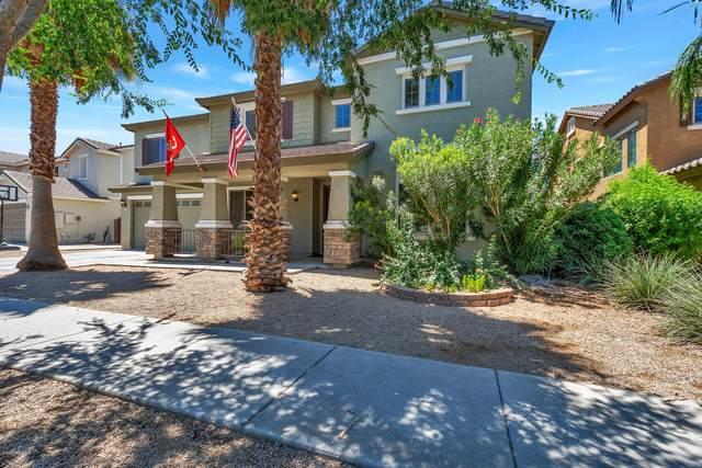 18929 E Raven Drive, Queen Creek, AZ 85142 (MLS #6101103) :: Yost Realty Group at RE/MAX Casa Grande