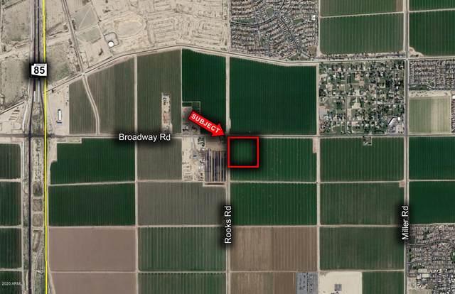XXXX W Broadway Road, Buckeye, AZ 85326 (MLS #6101114) :: Kathem Martin