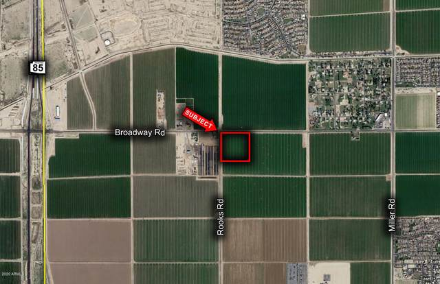 XXXX W Broadway Road, Buckeye, AZ 85326 (MLS #6101114) :: Riddle Realty Group - Keller Williams Arizona Realty