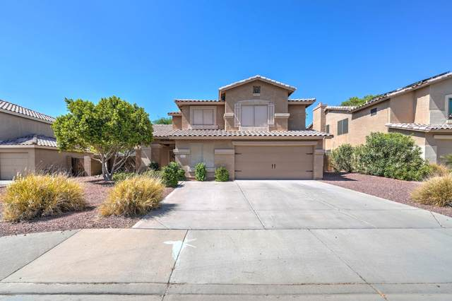 9236 E Fairfield Street, Mesa, AZ 85207 (MLS #6101126) :: Keller Williams Realty Phoenix