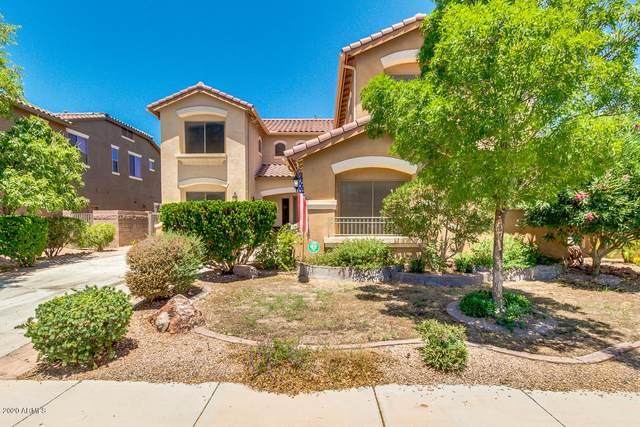 586 E Tropical Drive, Casa Grande, AZ 85122 (MLS #6101128) :: Yost Realty Group at RE/MAX Casa Grande
