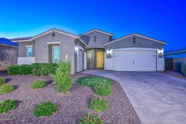 10212 W Hedge Hog Place, Peoria, AZ 85383 (MLS #6101133) :: Arizona Home Group