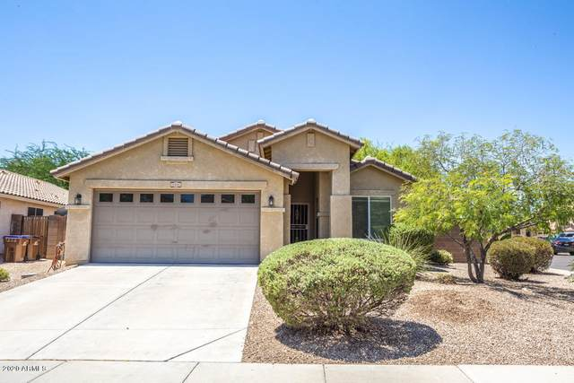 3395 W Yellow Peak Drive, Queen Creek, AZ 85142 (MLS #6101142) :: Nate Martinez Team