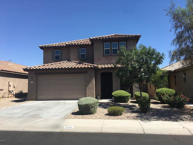 4156 W Kirkland Avenue, Queen Creek, AZ 85142 (MLS #6101156) :: Nate Martinez Team