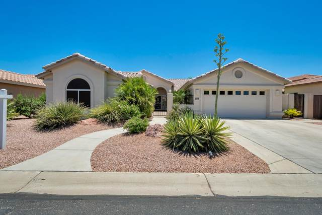16177 W Whitton Avenue, Goodyear, AZ 85395 (MLS #6101171) :: Devor Real Estate Associates
