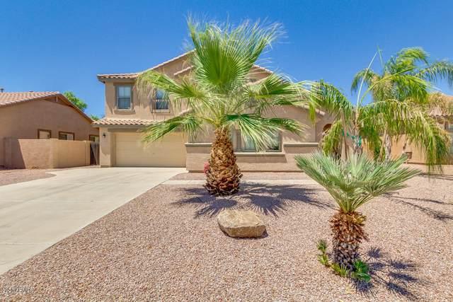 4122 E Palm Beach Drive, Chandler, AZ 85249 (MLS #6101176) :: Long Realty West Valley