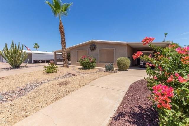 8828 E Maryland Avenue, Sun Lakes, AZ 85248 (MLS #6101179) :: Keller Williams Realty Phoenix