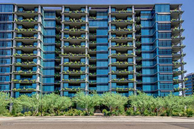 7120 E Kierland Boulevard #1102, Scottsdale, AZ 85254 (MLS #6101190) :: Brett Tanner Home Selling Team