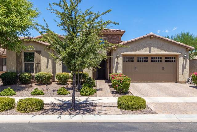 10732 E Kinetic Drive, Mesa, AZ 85212 (MLS #6101191) :: Nate Martinez Team