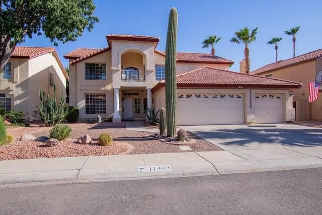 11403 W Crimson Lane, Avondale, AZ 85392 (MLS #6101198) :: The Laughton Team