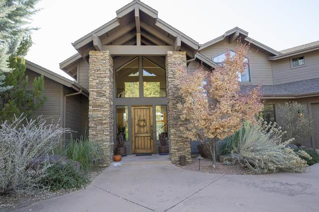 707 N Grapevine Drive, Payson, AZ 85541 (MLS #6101199) :: The Laughton Team