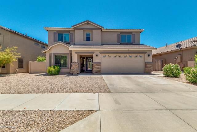 16217 W Shangri La Road, Surprise, AZ 85379 (MLS #6101202) :: Klaus Team Real Estate Solutions