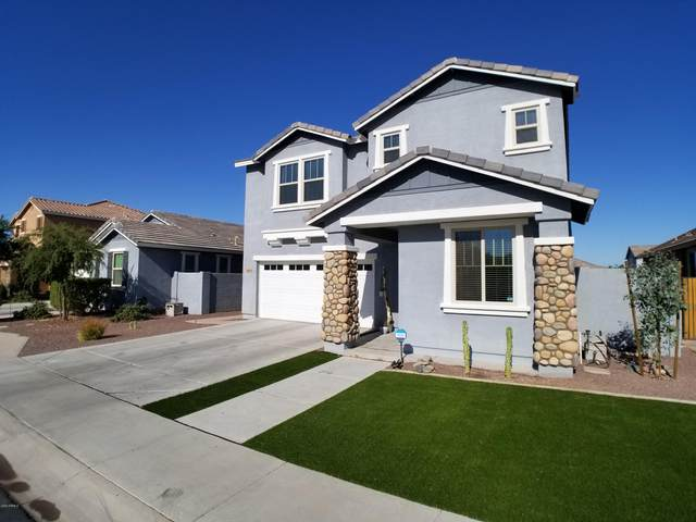 3504 N Creston, Mesa, AZ 85213 (MLS #6101215) :: The Laughton Team