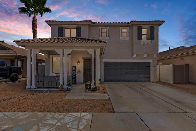 4455 E Megan Street, Gilbert, AZ 85295 (MLS #6101224) :: Conway Real Estate
