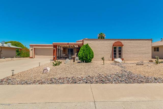 9608 W Pineridge Drive, Sun City, AZ 85351 (MLS #6101229) :: The Laughton Team