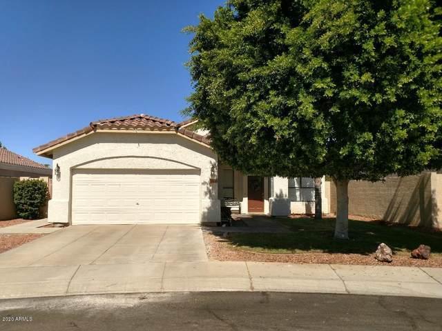 20444 N 40TH Avenue, Glendale, AZ 85308 (MLS #6101237) :: Devor Real Estate Associates