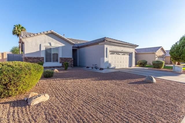2945 E Harwell Road, Gilbert, AZ 85234 (MLS #6101242) :: Riddle Realty Group - Keller Williams Arizona Realty