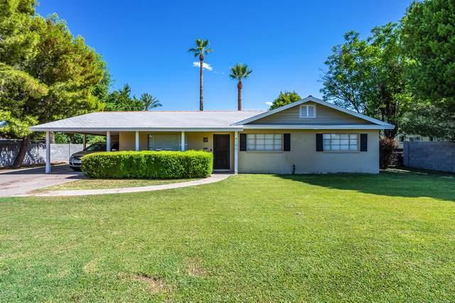 4102 E Wilshire Drive, Phoenix, AZ 85008 (MLS #6101244) :: Dijkstra & Co.