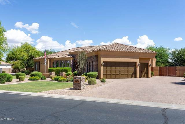 11243 E Elmhurst Drive, Chandler, AZ 85249 (MLS #6101247) :: The J Group Real Estate | eXp Realty