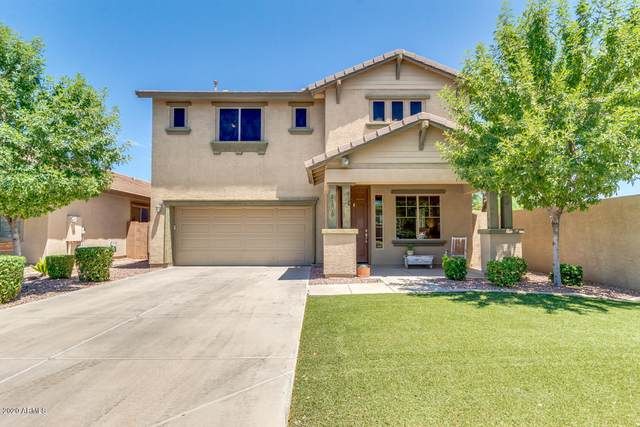 21510 E Domingo Road, Queen Creek, AZ 85142 (MLS #6101253) :: Nate Martinez Team