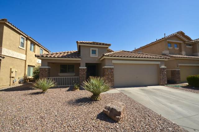 22345 E Calle De Flores, Queen Creek, AZ 85142 (MLS #6101257) :: Nate Martinez Team