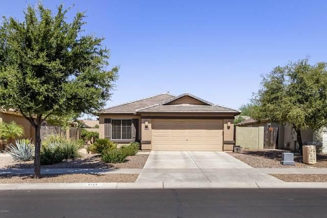 4142 E Sundance Avenue, Gilbert, AZ 85297 (MLS #6101258) :: Conway Real Estate