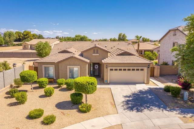 16733 W Cocopah Street, Goodyear, AZ 85338 (MLS #6101269) :: The Luna Team