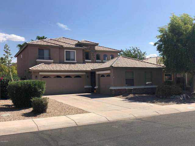 1575 E Eagle Court, Casa Grande, AZ 85122 (MLS #6101272) :: Devor Real Estate Associates