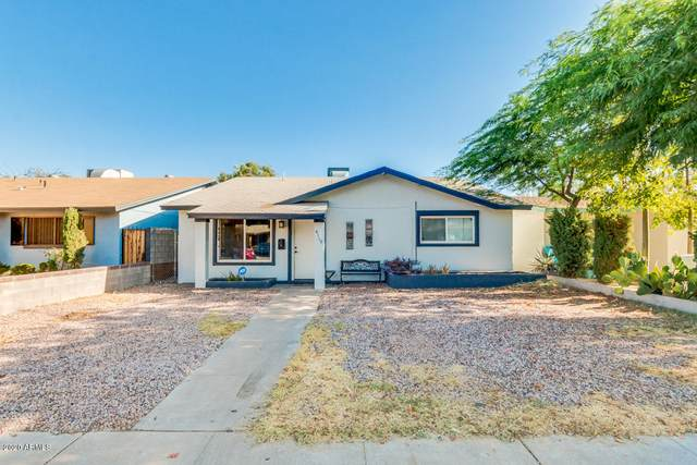 4119 W Colter Street, Phoenix, AZ 85019 (MLS #6101284) :: Devor Real Estate Associates