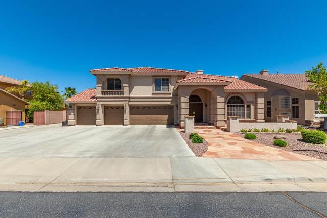 9826 W Eagle Talon Trail, Peoria, AZ 85383 (MLS #6101289) :: Devor Real Estate Associates
