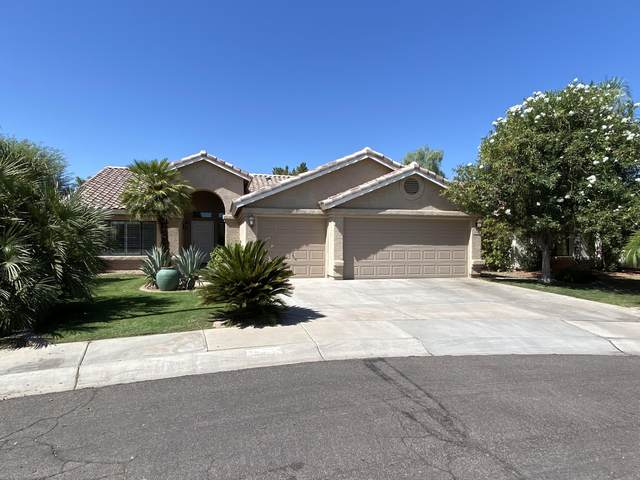 1233 W Lantana Drive, Chandler, AZ 85248 (MLS #6101291) :: Keller Williams Realty Phoenix
