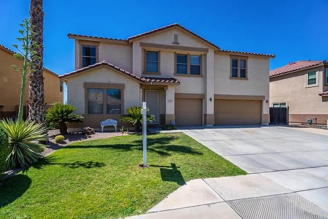 11529 E Renata Avenue, Mesa, AZ 85212 (#6101297) :: Luxury Group - Realty Executives Arizona Properties