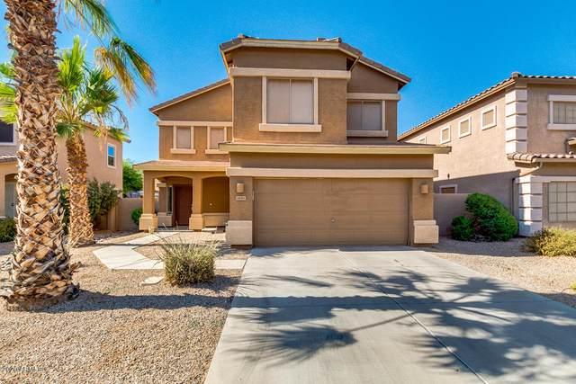 44392 W Knauss Drive, Maricopa, AZ 85138 (MLS #6101306) :: The Property Partners at eXp Realty