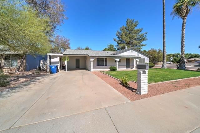 5945 S Palm Drive, Tempe, AZ 85283 (MLS #6101310) :: Kathem Martin