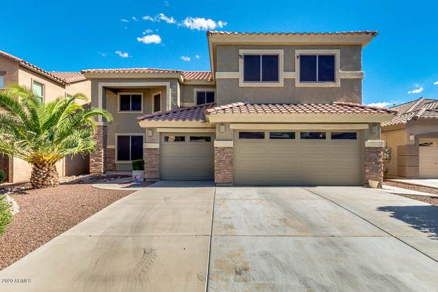 44369 W Windrose Drive, Maricopa, AZ 85138 (MLS #6101312) :: Midland Real Estate Alliance