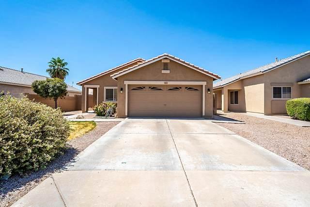 2799 E Terrace Avenue, Gilbert, AZ 85234 (MLS #6101314) :: Riddle Realty Group - Keller Williams Arizona Realty