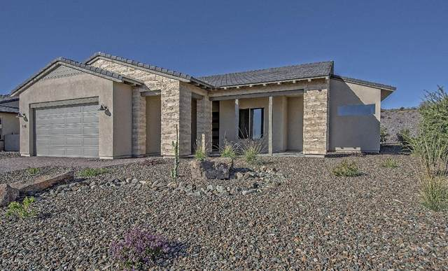 3866 Ridge Runner Way, Wickenburg, AZ 85390 (MLS #6101318) :: Relevate | Phoenix
