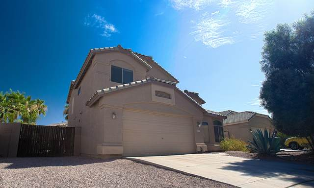 42575 W Chambers Drive, Maricopa, AZ 85138 (MLS #6101324) :: Midland Real Estate Alliance