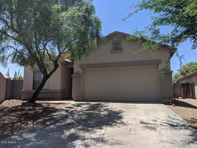 77 W 3RD Avenue W, Buckeye, AZ 85326 (MLS #6101331) :: Dijkstra & Co.