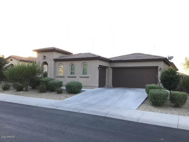 17884 W Chuckwalla Canyon Road, Goodyear, AZ 85338 (MLS #6101335) :: Lucido Agency