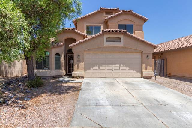44886 W Desert Garden Road, Maricopa, AZ 85139 (MLS #6101354) :: Midland Real Estate Alliance