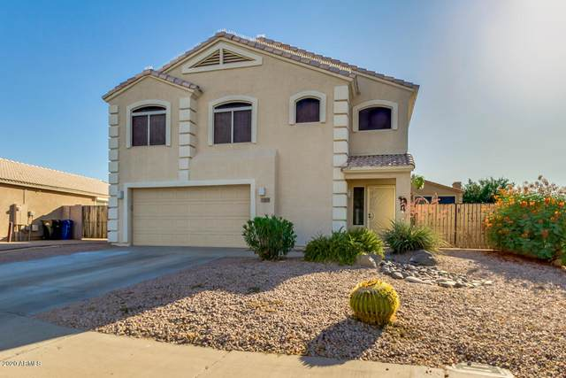 2652 N 63RD Street, Mesa, AZ 85215 (MLS #6101364) :: Midland Real Estate Alliance