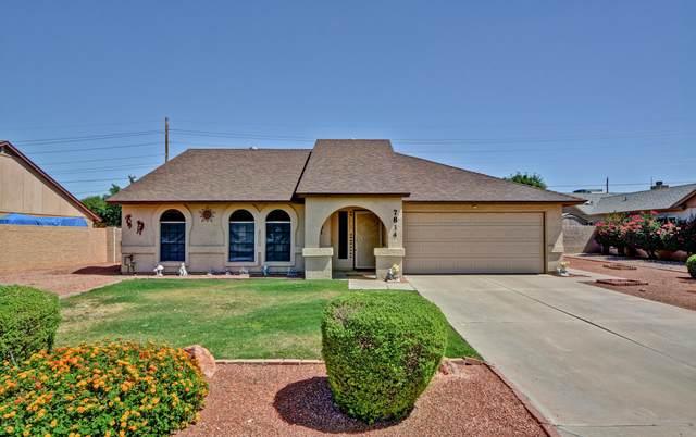 7814 W Shaw Butte Drive, Peoria, AZ 85345 (MLS #6101381) :: Kathem Martin