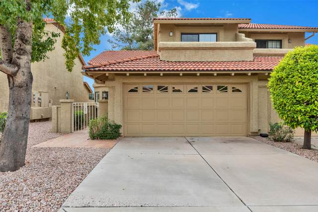 11011 N 92ND Street #1127, Scottsdale, AZ 85260 (MLS #6101386) :: Balboa Realty