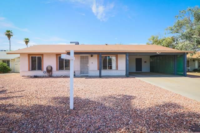 3709 W Calavar Road, Phoenix, AZ 85053 (MLS #6101389) :: Dijkstra & Co.